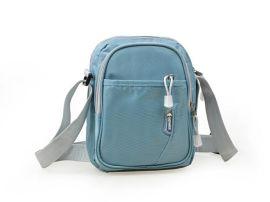 工廠批發定制男女款單肩休閒斜挎包 運動包 來圖打樣可添加logo