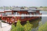 濟南旅遊船哪兒買 山東觀光畫舫木船怎麼賣