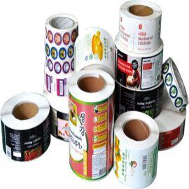 食品不干胶标签/异形不干胶标签/卷筒不干胶标签