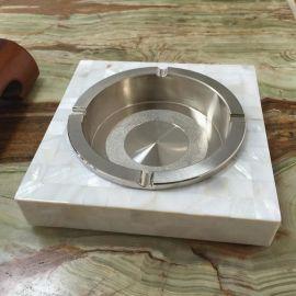 供应贝壳烟灰缸  贝壳工艺品  饰品  贝壳摆件
