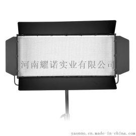 单调光高亮度LED灯珠演播室摄影摄像平板灯