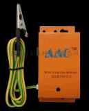 SALM1801S-II手腕帶接地警報器靜電實時監控器防靜電手腕帶測試儀