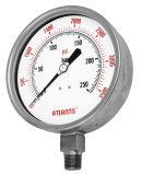 乾式全不鏽鋼耐震壓力錶   SP-SUS