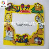 供應PVC滴膠相框 塑膠立體相框 卡通相框 品質好