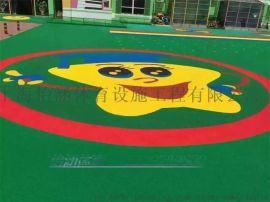 幼儿园塑胶操场施工厂家