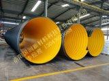 hdpe鋼帶增強波紋管 聚乙烯螺旋PE雙壁波紋管