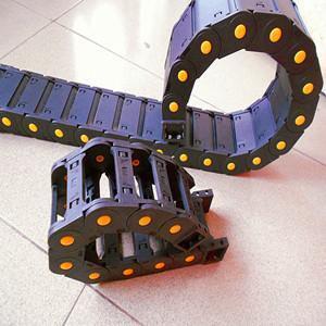 批发桥式电缆拖链 塑料坦克链 机床油管保护套 机床附件
