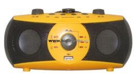 手搖發電收音機(可插卡)