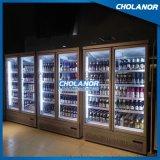 厂家供应饮料展示柜 便利店饮料柜