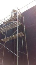 鋼筋混凝土水池堵漏施工