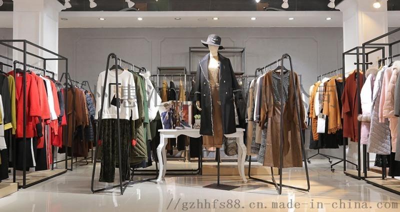 外贸服装市场欧丝蒂雅文服装尾货品牌折扣女装