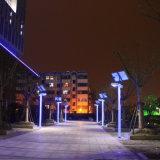 路灯基地厂家直销3-6米 电池LED太阳能庭院灯