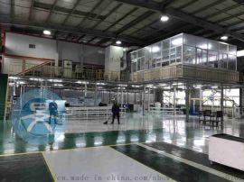 东莞市旻朗专业定制全自动电泳涂装生产线