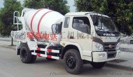 自动混凝土搅拌车,混凝土搅拌车泵车