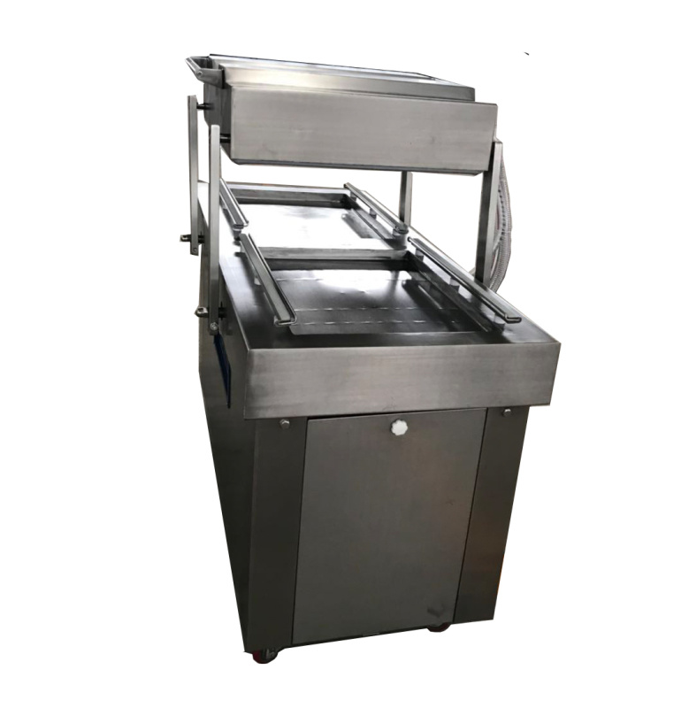 荞麦真空包装机 双室多功能杂粮真空包装机