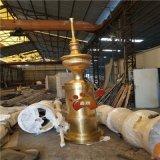 高层塔尖不锈钢避雷针 厂家制作流程工艺