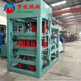 梦国机械液压多功能QTY3-15透水砖机