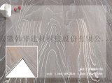 雪雁 榆木实木贴皮vspc复合家用防潮地板