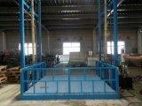 清遠市液壓式貨梯貨運電梯載貨裝卸平臺高空升降機
