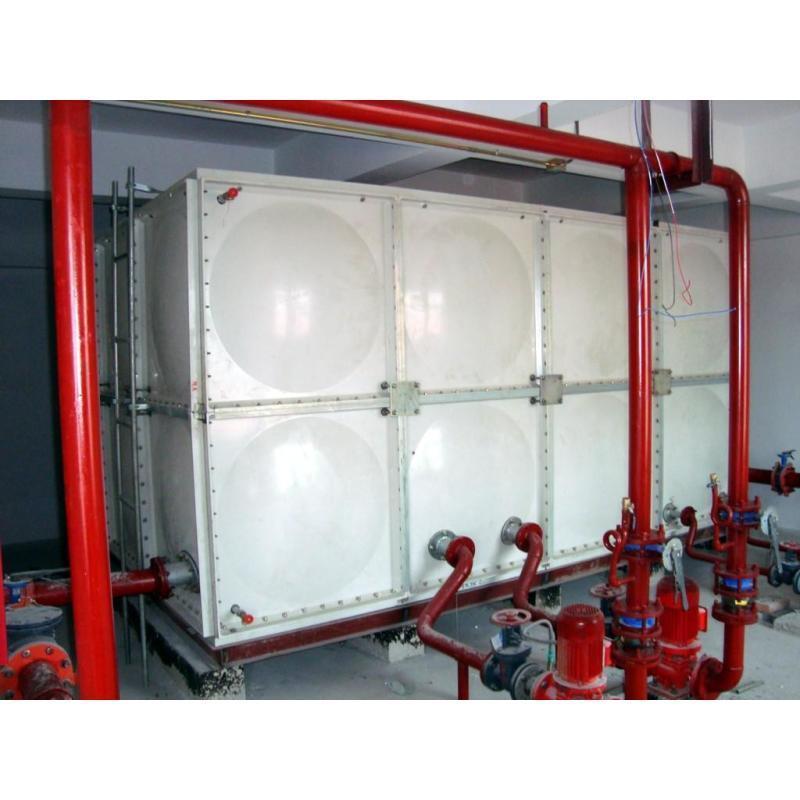 厂家直销消防不锈钢水箱多少钱