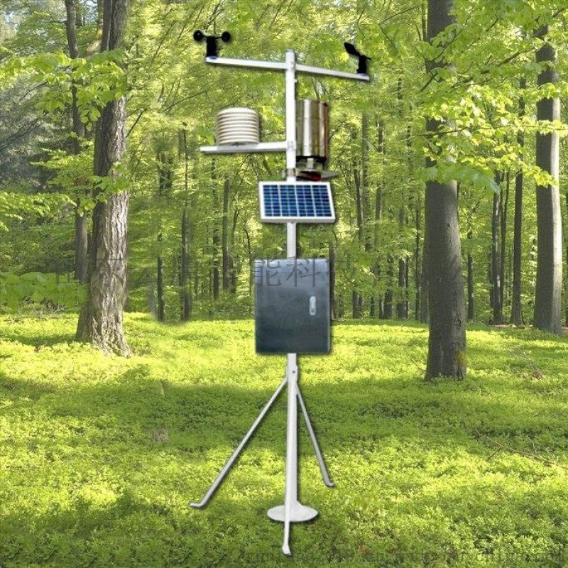 小气候自动观测仪-智能农林小气候信息采集系统