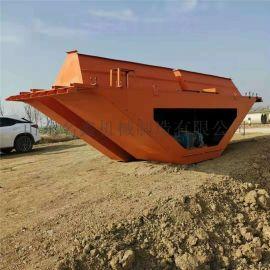 混凝土渠道自动成型机 水利沟渠衬砌机