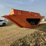 混凝土渠道自動成型機 水利溝渠襯砌機