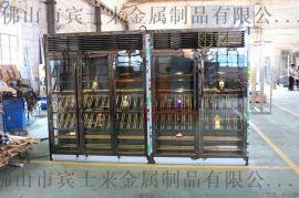中歐式餐廳不鏽鋼恆溫酒櫃地下酒窖酒櫃恆溫櫃廠家