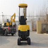 挖自來水管道用小挖機 農用微型挖掘機全新小型挖掘機