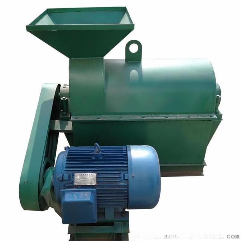 环保鸡粪牛粪堆肥粉碎机废弃瓜果蔬菜粉碎机