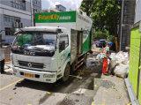 净化粪便处理车 环保新型化粪池清理车