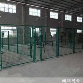 上海厂家直销车间仓库隔离框架护栏网