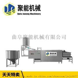 沈阳干豆腐机  款 自动煮磨干豆腐机厂家