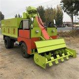养殖场自动清粪机 小型牛场清粪车 猪场粪污处理车