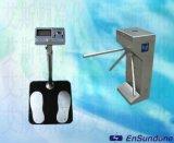 ESD-20708智能人体综合测试仪三辊闸控制门禁系统介绍