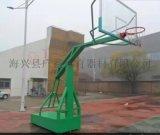 移動戶外籃球架框標準成人移動籃球架室外學校家用比賽