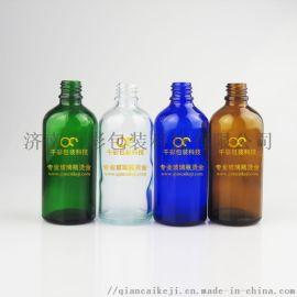 精油瓶设计 包装设计 玻璃瓶设计