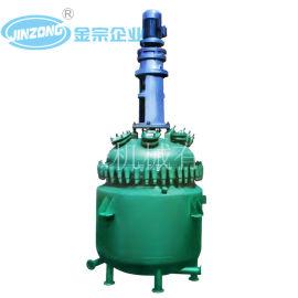 反应釜 搪玻璃反应罐 ——金宗机械专业制造