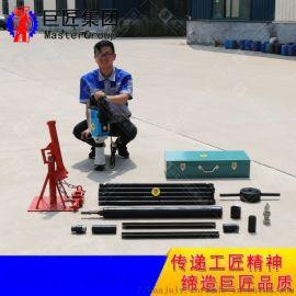 土壤取样钻机QTZ-3D电动取土钻机土壤采集器
