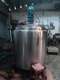 304电加热搅拌罐/3041吨电加热搅拌罐