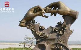 昆明瑞森雕塑厂家,公园景观雕塑定制