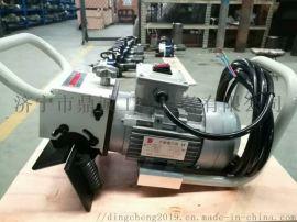 安徽滁州!手提式钢板倒角机小型电动平板坡口机