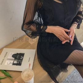 名彩丽人长款毛衣尾货批发折扣女装 品牌羽绒服尾货 品牌女装服饰批发