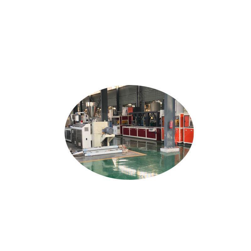 生产直销PE管材挤出生产线 PE管材PE管挤出机 单螺杆塑料挤出设备