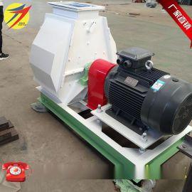 小型麦麸锤片式粉碎机 自动化产量高的水滴式粉碎机 养殖饲料粉碎