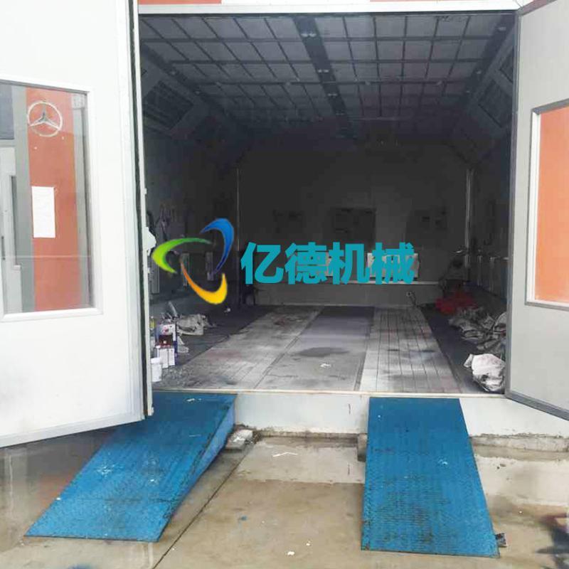 直供汽车烤漆房喷漆房 标准型烤漆房 欢迎订购烤漆房