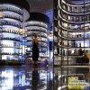 不锈钢红酒杯架 欧式酒店家装酒柜家用悬挂红酒杯架