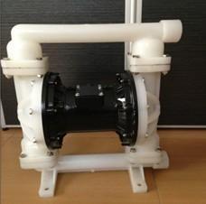 塑料耐腐蚀气动隔膜泵
