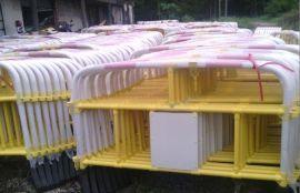 PVC塑料护栏