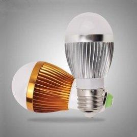 E27螺口5W大功率灯泡 Led球型灯泡超级省电超亮护眼